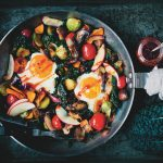 Vegetarian Full English Breakfast