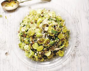 Cucumber Salad With Seeds