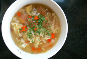 Best Cabbage Soup