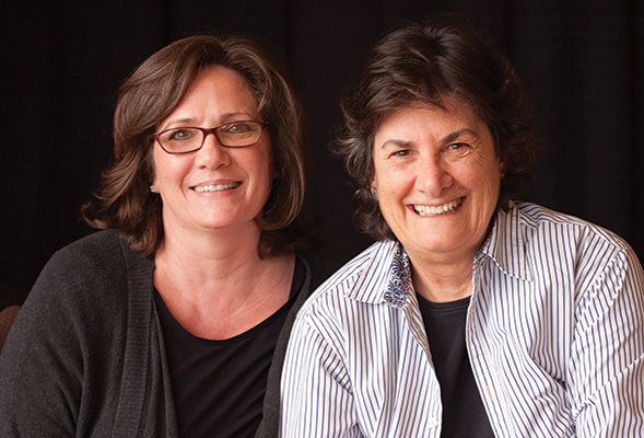 tracey ryder and carole topalian