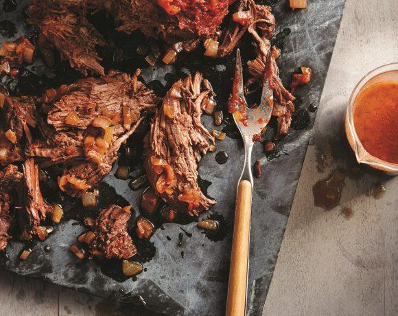 10-Hour Pot Roast