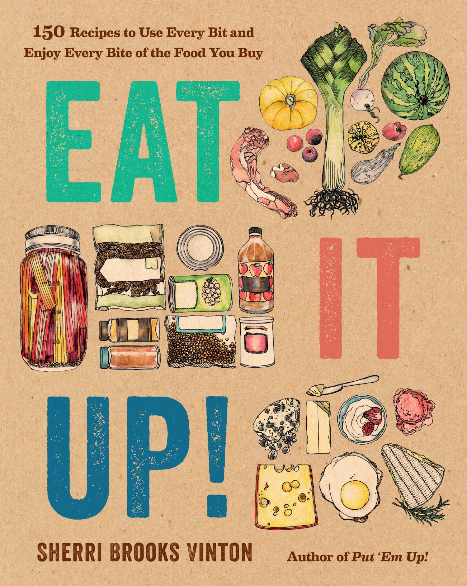 Eat It Up Cookbook