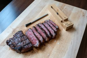Meater, the first truly wireless meat thermometer