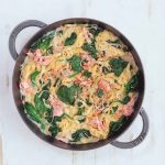One-Pot Pasta with Salmon