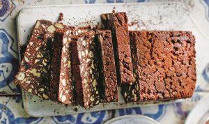 Turkish Mosaic Cake