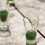 Bay leaf and rosemary liqueur, Acquacotta