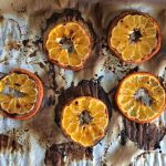 broiled clementines