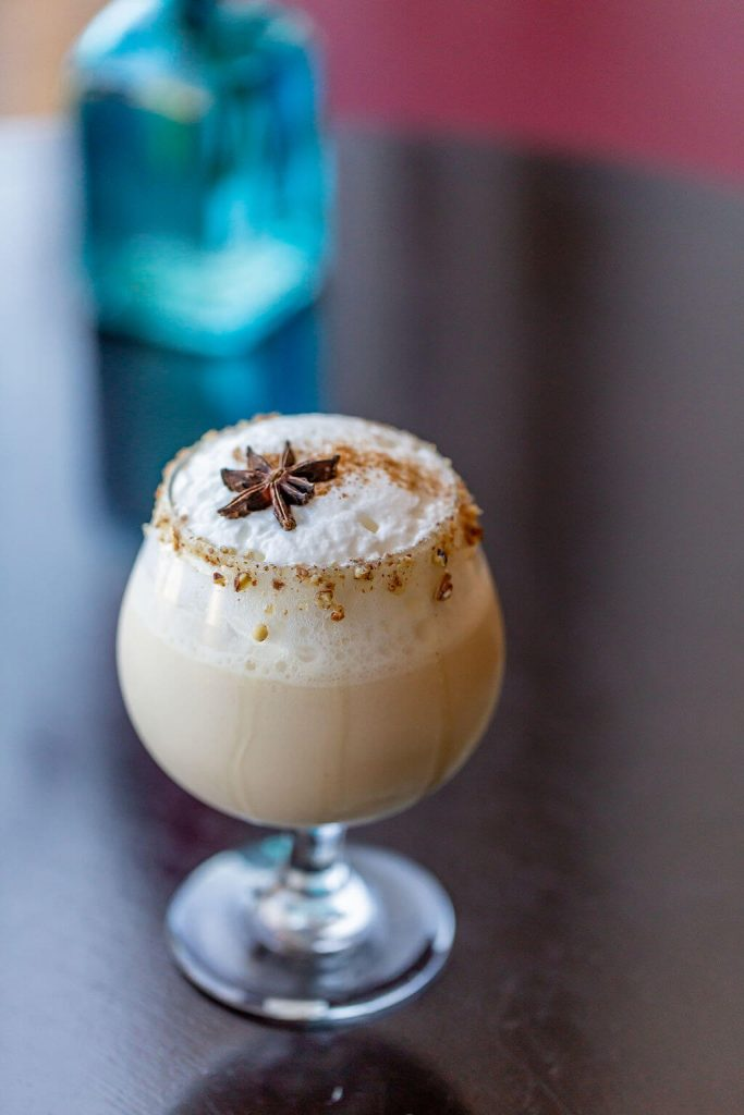 Southern Milk Punch