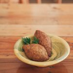 Pumpkin kibbeh or kebbet laa'tin