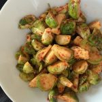 spicy pickled brussels sprouts