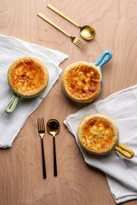 Coconut Curry Pot Pies