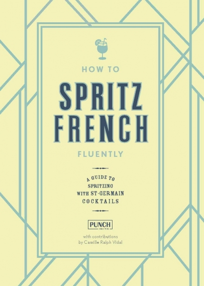 How to spritz book cover