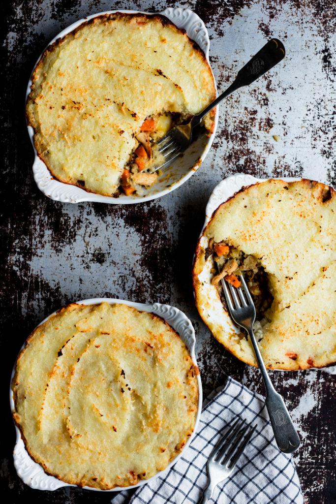 Chicken Shepherd's Pot Pie