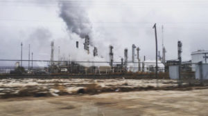 fracking factories in New Mexico