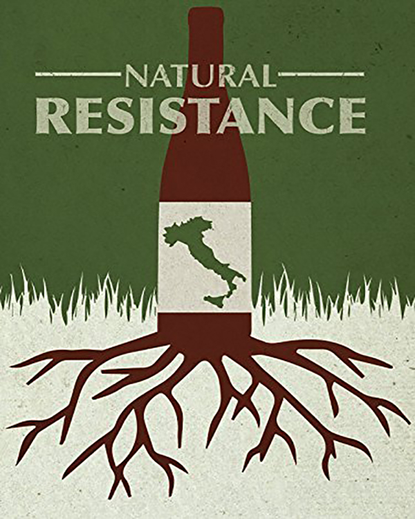 natural resistance poster