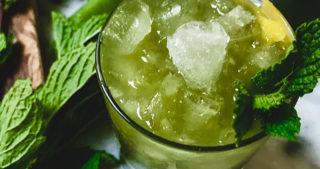 sweet pea mint julep