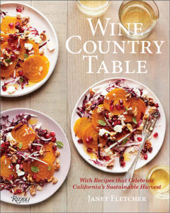 wine country table cover