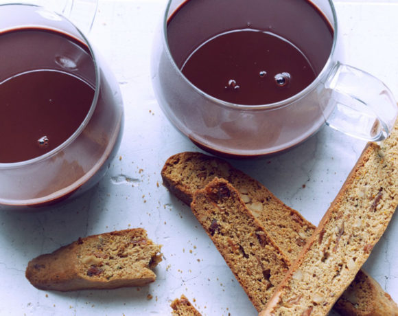 Chocolate Mulled Wine
