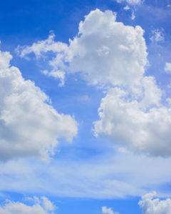 hot and humid clouds