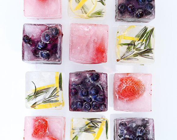 edible ice cubes