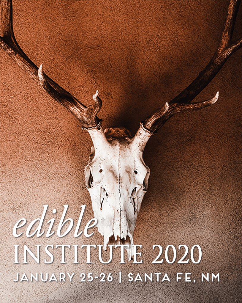 Info on attending Edible Institute