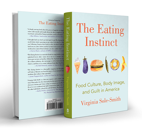 the eating instinct cover