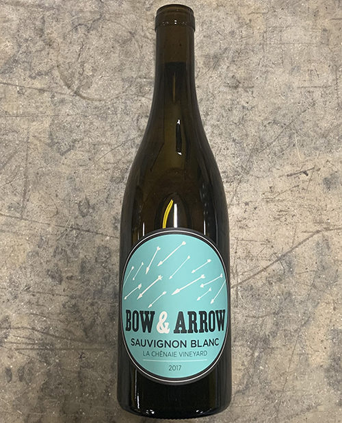 bow and arrow Sauvignon Blanc