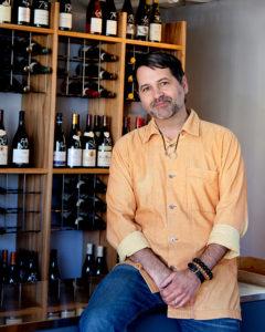 Wayne Garcia of Dig Wines in SF