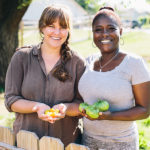 young people at freedom farms