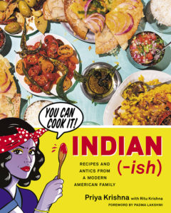 indian-ish by Priya Krishna