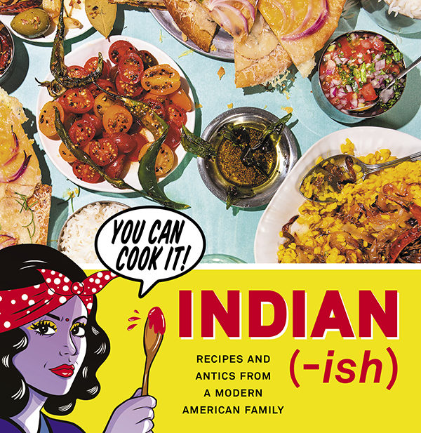 indian-ish by Priya Krishna