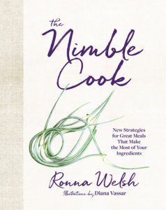 nimble cook cookbook cover