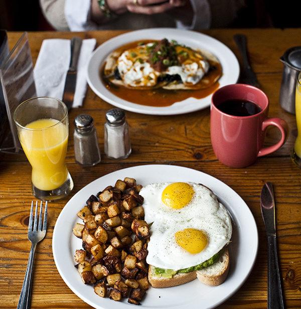 pine creek lodge breakfast