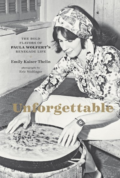 unforgettable cover with Paula wolfers