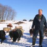 Paul willis Inman ranch