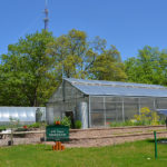 solar-powered botanical laboratory at Interlochen