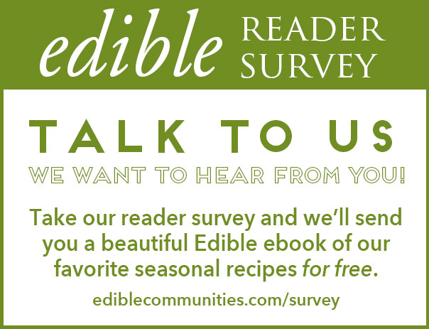 edible reader survey