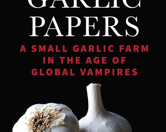 The garlic papers book cover