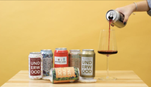 charleston food and wine cans