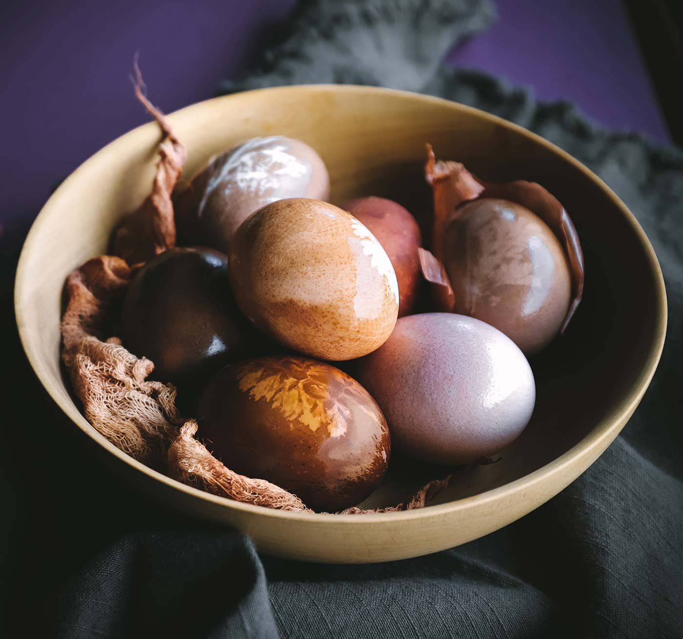 Dyeing Easter Eggs Naturally Edible Communities
