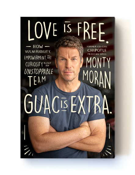 Love is Free, Guac is Extra book cover